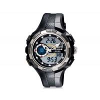 Так AK1387 Unisex водонепроницаемые спортивные часы (Gray)