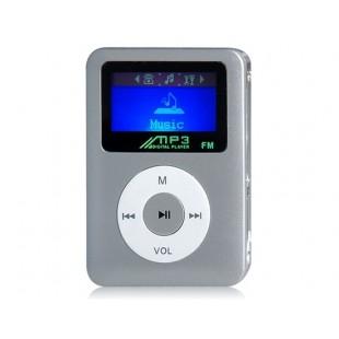 "1,2 ""ЖК-TF карт MP3-плеер с FM"