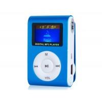 """1,0 """"ЖК-экран  MP3-плеер с FM радио"""