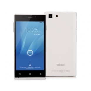 DOOGEE Turbo Mini F1 4,5  4G смартфон IPS OGS 960x540