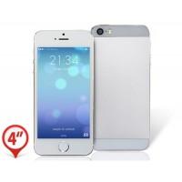 """китайский смартфон 5S 4.0 """"емкостный IPS сенсорный 1024x600 Android 4.2 Dual Core MTK6572W"""