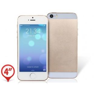 """китайский смартфон 5S 4.0 """"емкостный IPS сенсорный 1024x600 Android 4.2"""