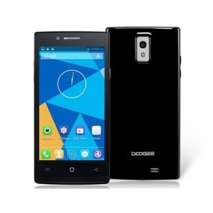 "DOOGEE ЛАТТЕ DG450 4,5 ""емкостный IPS Сенсорный экран 854x480 Android 4.2 Quad Core MTK6582"