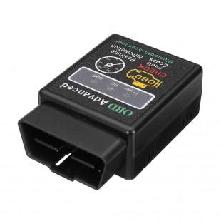 ELM327 автомобильный OBD2 CAN BUS сканер с поддержкой Bluetooth
