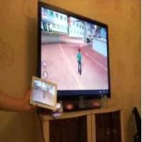 Подключение планшета к телевизору 1,5 м HDMI / Mini HDMI кабель для планшета
