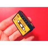 Mp3 плеер в виде аудиокассеты