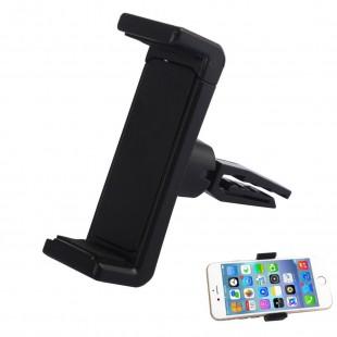 Универсальный автомобильный держатель сотовых мобильных телефонов для iPhone Samsung  GPS