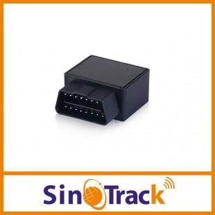 ST-902 Автомобильный GPS GSM трекер с разъемом OBD