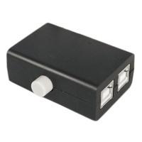 Купить Мини USB переключатель принтера на 2 компьютера
