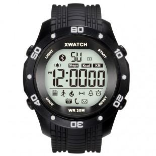 Cпортивные водонепроницаемые часы с шагомером Curren Xwatch