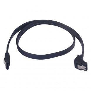 1 шт. SATA 3.0 III SATA3 угловой  кабель 6 ГБ/сек для подключения  SSD и  HDD жестких дисков