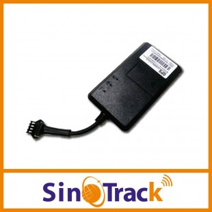 Автомобильный и мотоциклетный GPS Трекер TK06A