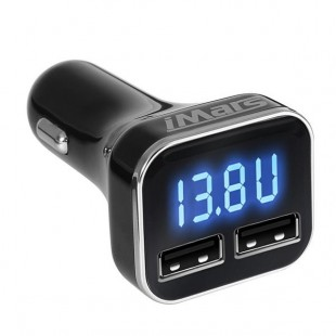 iMars USB Автомобильное зарядное устройство