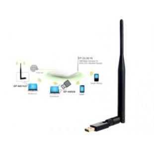 USB WiFi адаптер с антенной EDUP EP-MS1537
