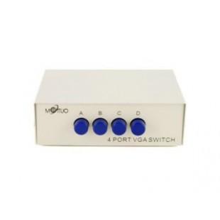 Ручной VGA свитч переключатель  MT-15-4C