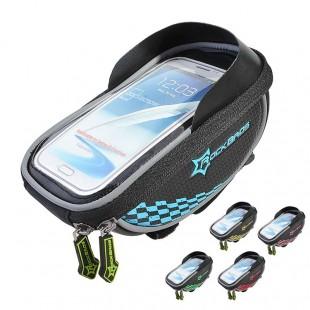 Удобная сумка для велосипеда с отделом для телефона, размер 5.5 дюймов