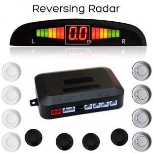 Парковочный радар (парктроник) в комплекте 4 датчика
