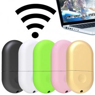 Миниатюрный  USB WIFi адаптер для ноутбука или компьютера