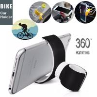 Универсальный автомобильный и велосипедный держатель телефона