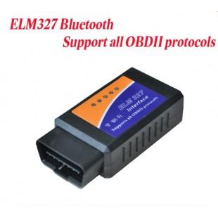 Elm327 Bluetooth OBDII V1.5 CAN-BUS диагностический сканер