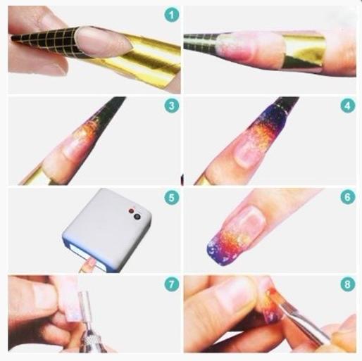 Лента для наращивания ногтей - gadgetpostal