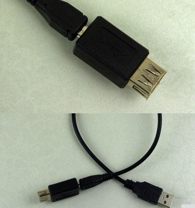 Зарядное Устройство Micro Usb адаптер USB женский USB2.0 передачи данных разъем