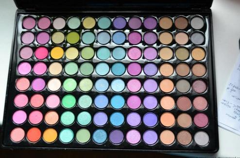 Набор теней для глаз 96 цветов | GadgetPostal
