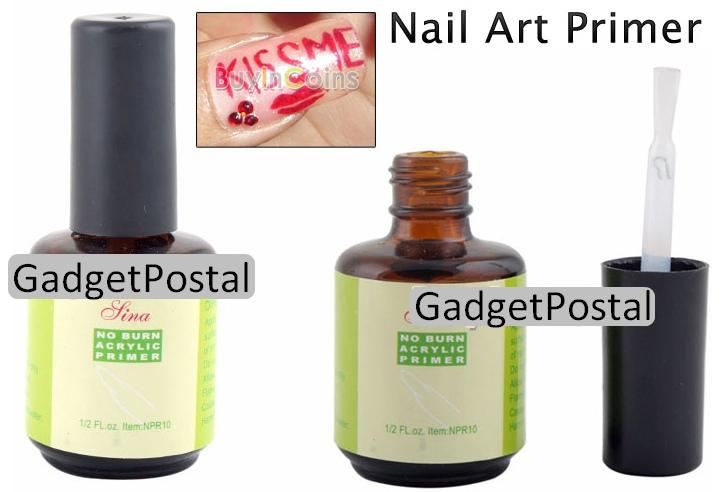 Акриловый праймер для Nail Art