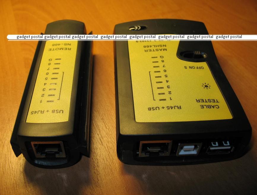 LAN USB тестер ЛАН тестер с ЮСБ