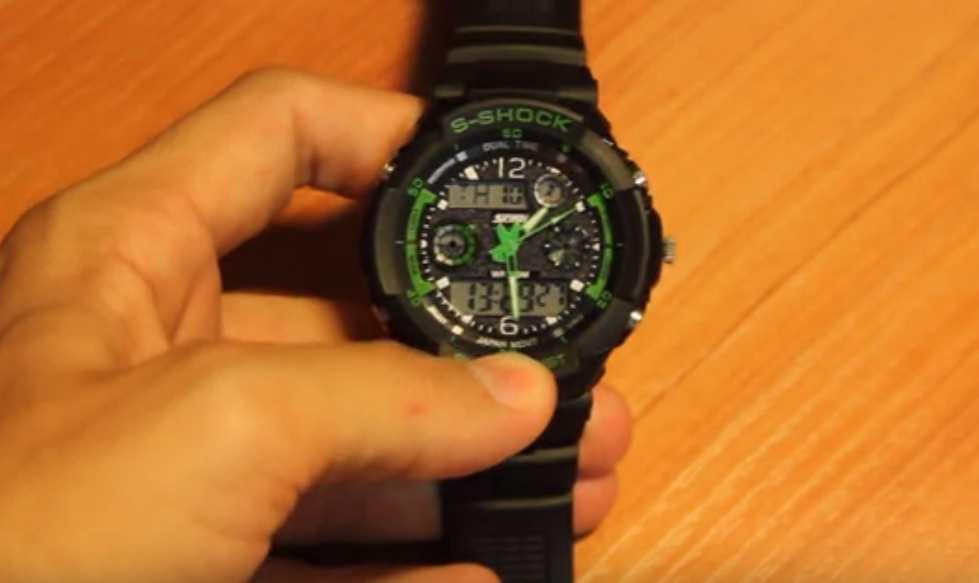 часы Skmei 0931 инструкция на русском - фото 3