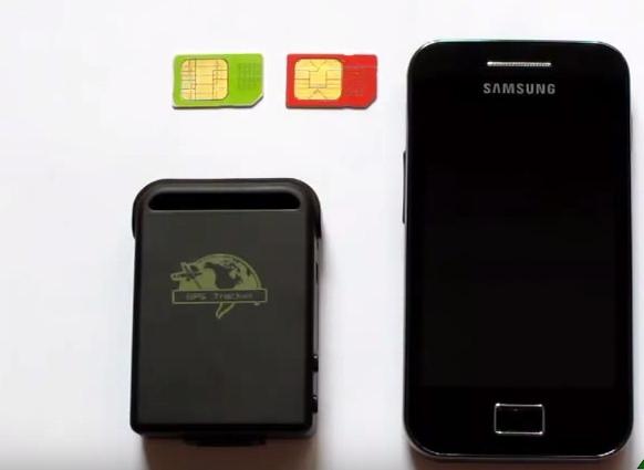 GPs GSM трекер A8 купить в интетнет магазине