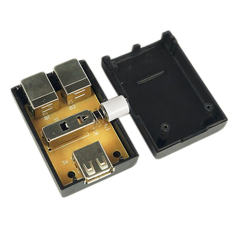 1 принтер на 2 компьютера купить адаптер переключатель GadgetPostal.ru