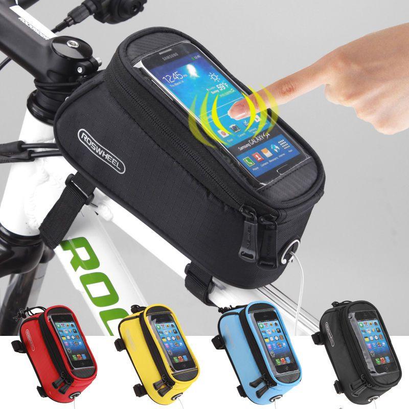 Купить велосипедную сумку в интернет магазине с отделом для айфона