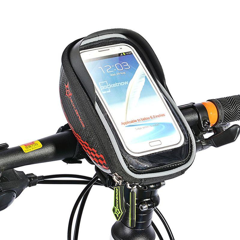 Чехол - сумка для телефона на велосипед
