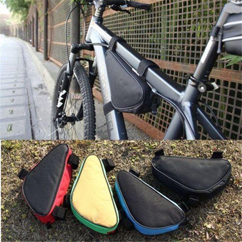 Велосипедная сумка для крепления на раму
